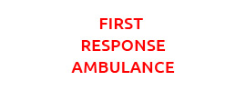 First Response Ambulance