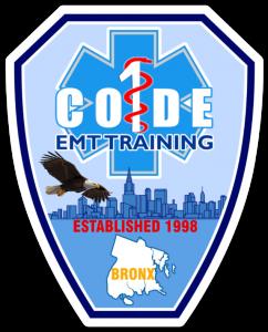 Code One Inc Original EMT Evening Course - September 04, 2018 - December 20, 2018 - 6:00pm - 9:00pm @ Code One Inc      