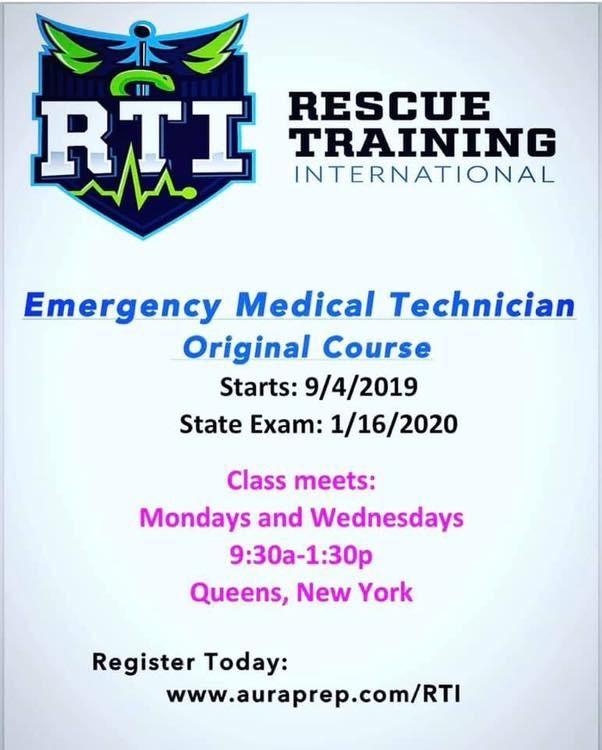 EMT Original- Days- Ridgewood, Queens