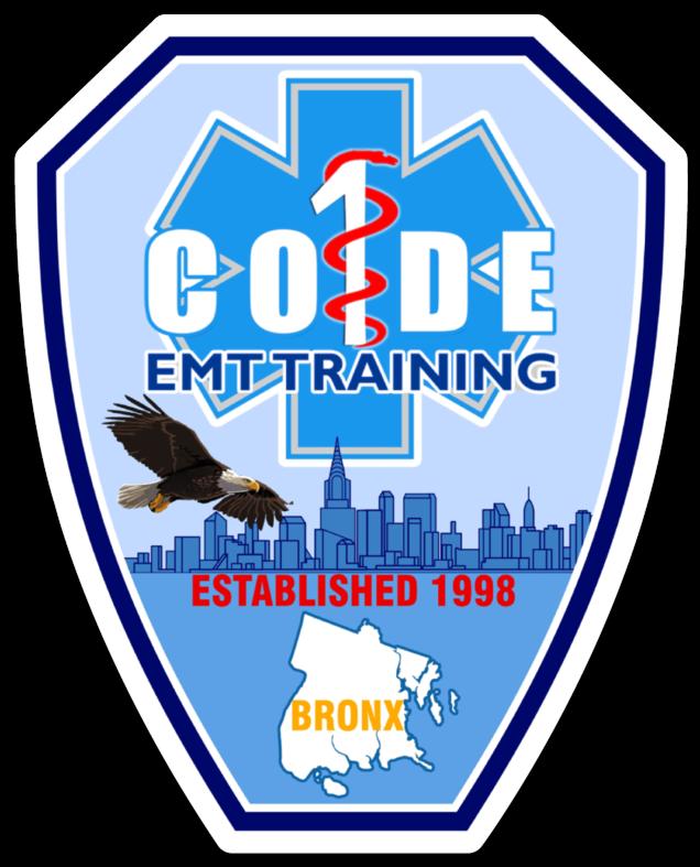 Code One Challenge Refresher EMT Course – October 13, 2019 – December 19, 2019 – Sundays 9am-5pm