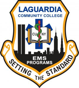 LaGuardia College EMT M,T, W Evening Course LIC Queens @ LaGuardia Community College