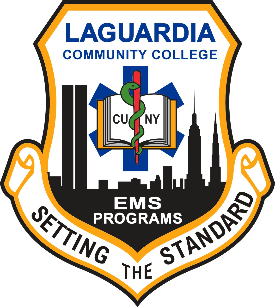 LaGuardia College EMT M,T, W Evening Course LIC Queens