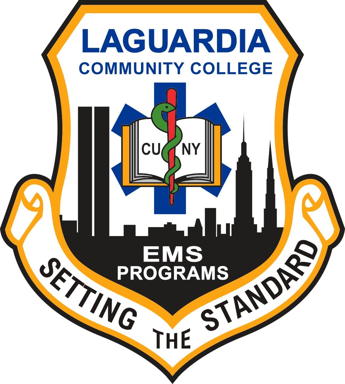 LaGuardia College  M,W Day EMT Course L.I.C. Queens